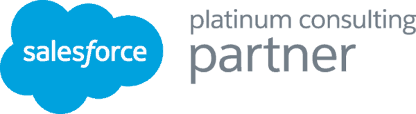 Salesforce.com Platinum Partner Logo Dark