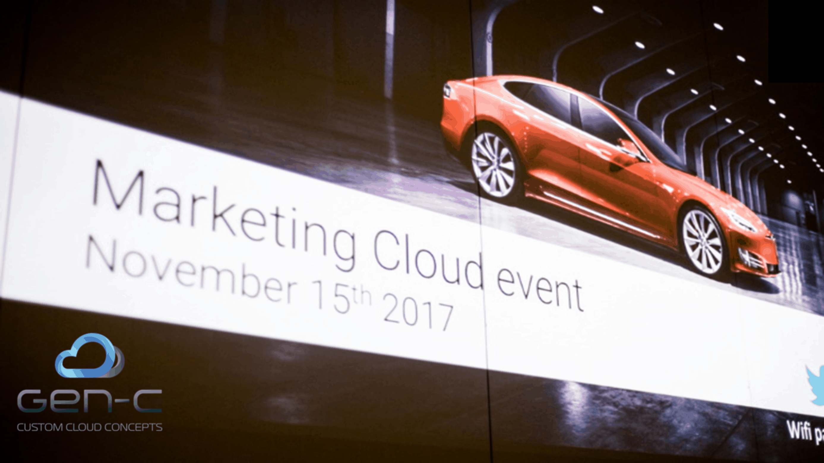 Salesforce Marketing Cloud Event - Post