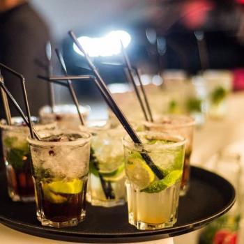 Mocktails at Tesla Event