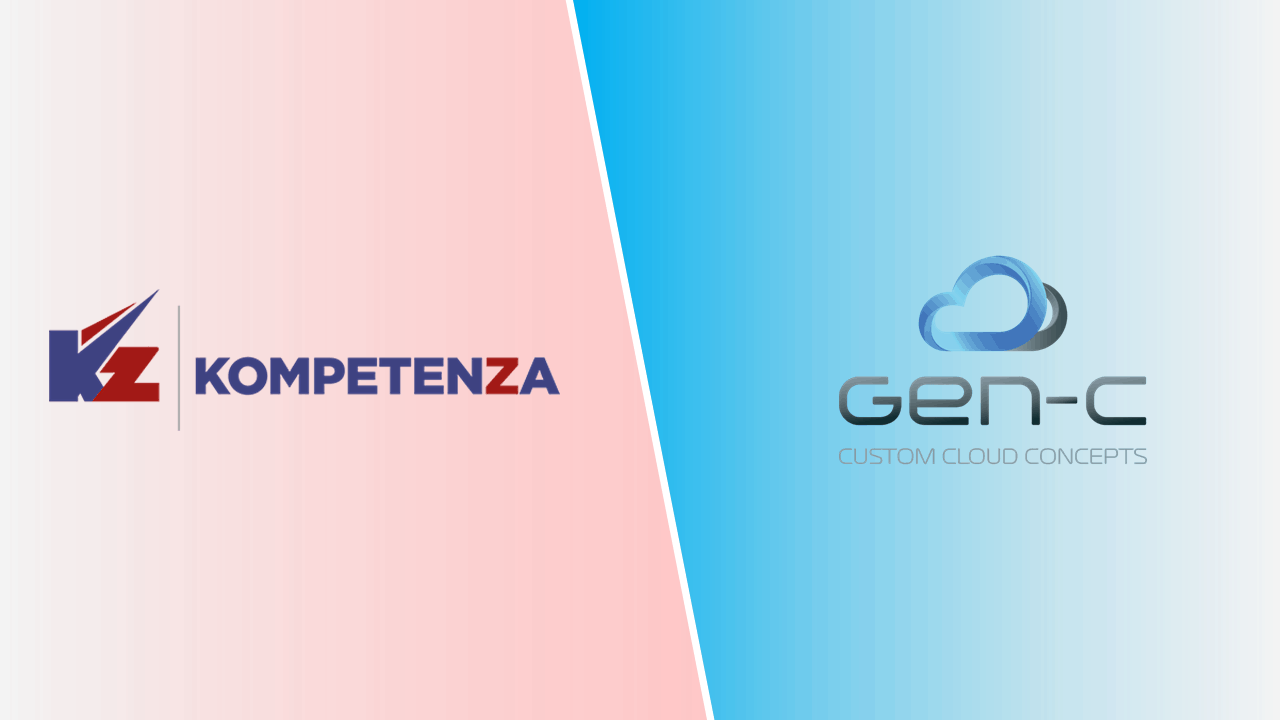 GEN-C and Kompetenza announce Strategic Partnership for Salesforce Services